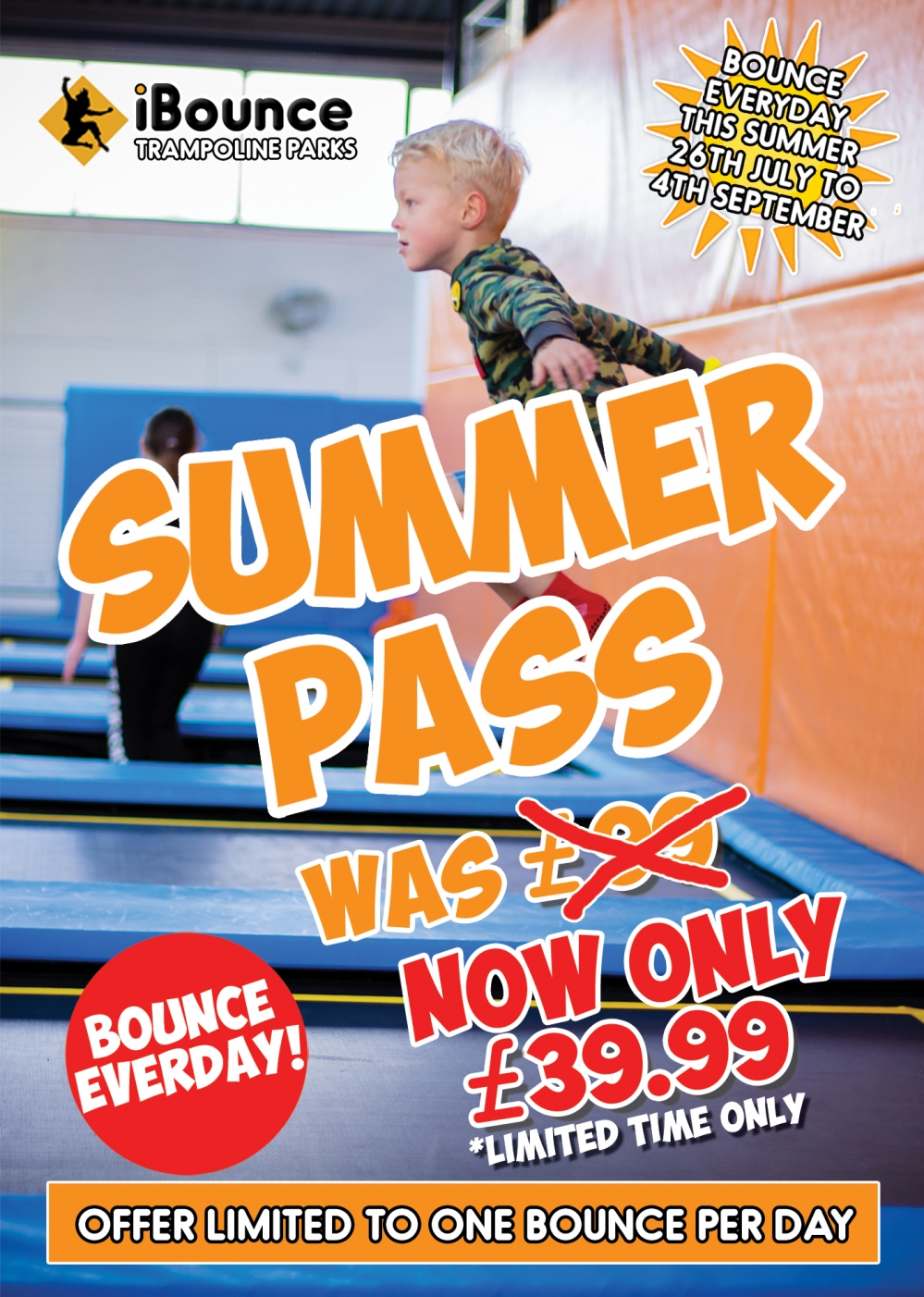 Summer Pass Sale!