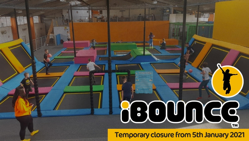 Temporary Closure - Lockdown 3