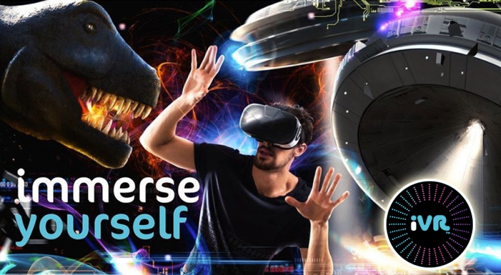 Half Price Virtual Reality Experiences